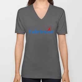 Top Fabricator Unisex V-Neck