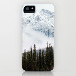 Adventure Mountain iPhone Case