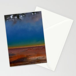 The Wonder of the Great Prismatic Spring Stationery Cards
