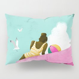 On Top of the World Pillow Sham