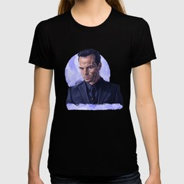 Person of Interest (Jim Moriarty) T-shirt