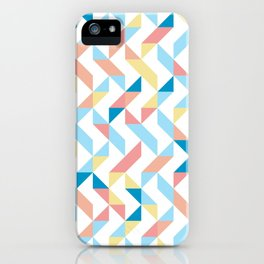 Peaches by the Sea iPhone Case