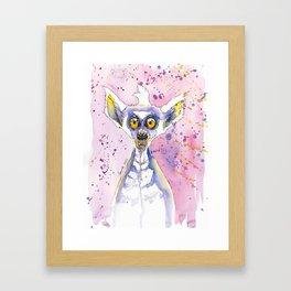 The Strange Animal Framed Art Print