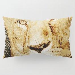 Tiger Palm Pillow Sham