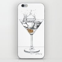 martini iPhone & iPod Skins featuring Martini by Giorgio Arcuri