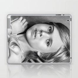 Child Portrait 01 Laptop & iPad Skin