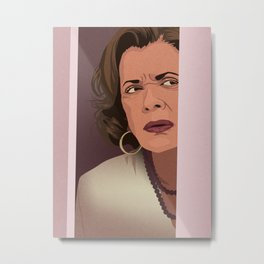 Lucille 1 Metal Print