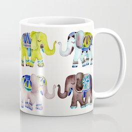 Elephant Collection – Cool Palette Coffee Mug