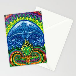 Ohm Mani Padme Yum Stationery Cards