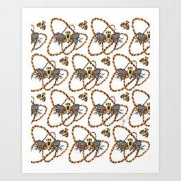 Bling Bling 3 Art Print
