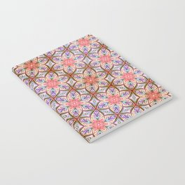 Pink Star Notebook