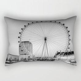 London Eye, London Rectangular Pillow