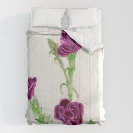 Garden Triplets Comforters