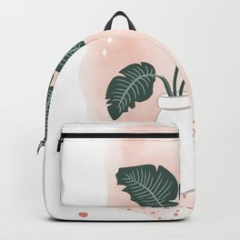 Taro Minimalist Abstract Backpack