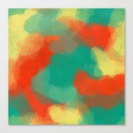 Tropicool Canvas Print