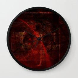 Mystica Wall Clock