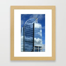 Corporate Heaven  Framed Art Print