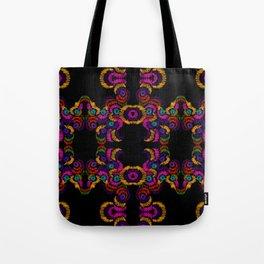 dark mexican Tote Bag