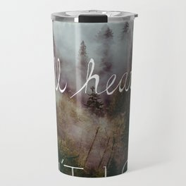 Clear Eyes Full Hearts Can't Lose Travel Mug