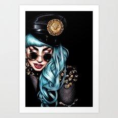 Mother Monster III Art Print