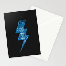 Thunder City Stationery Cards