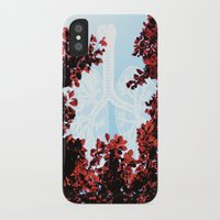 lungs iPhone & iPod Cases featuring Lungs by Keka Delso