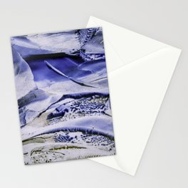 Melting Glacier Stationery Cards