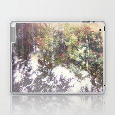 Floral Photo Transfer  Laptop & iPad Skin