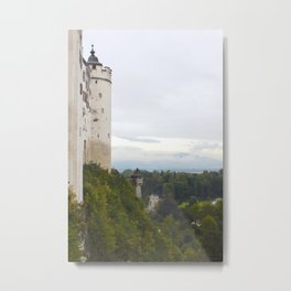A view from Festung Hohensalzburg II Metal Print