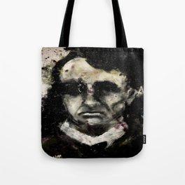 Charles Baudelaire portrait gothique vintage victorien Tote Bag