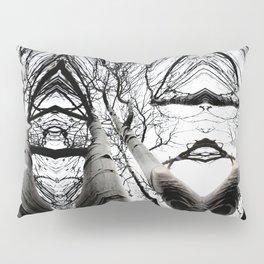 Aspen Ink Blot Pillow Sham