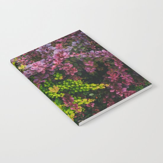 Colors of fall Notebook