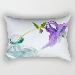 Granny's Bonnet Rectangular Pillow