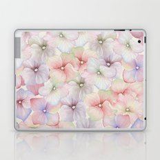FLOWERS WATERCOLOR 18 Laptop & iPad Skin