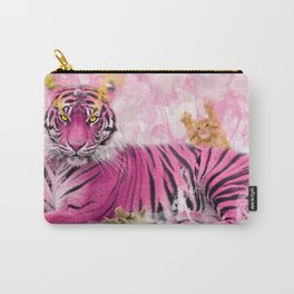 Kitty Queen Carry-All Pouch