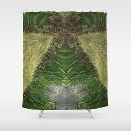 The Goblin King Shower Curtain