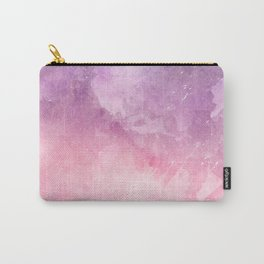 Pink Blur Carry-All Pouch