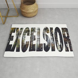 Excelsior - The Raven Cycle Rug
