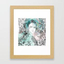 The Flying One Framed Art Print