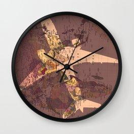 jetset Wall Clock