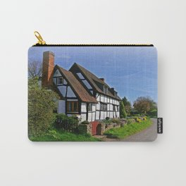 Chocolate Box Cottage Carry-All Pouch