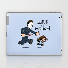 Laurie and Michael Laptop & iPad Skin