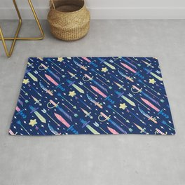 Magical Weapons Rug