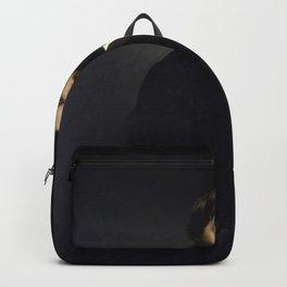 Francesco Hayez - Portrait of Gian Giacomo Poldi Pezzoli Backpack