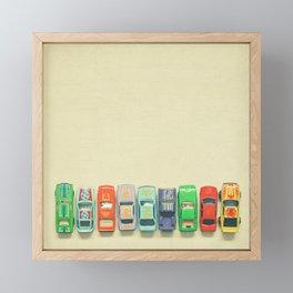 Get Set Go Framed Mini Art Print