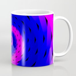 rotation spiral Coffee Mug