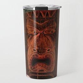 Tiki Party Travel Mug