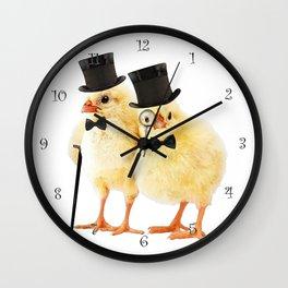 Not CHEEP (Version 1) Wall Clock