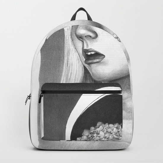 anthem for a seventeen year old series n6 Backpack