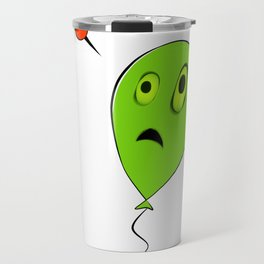 Threatened Balloon Travel Mug